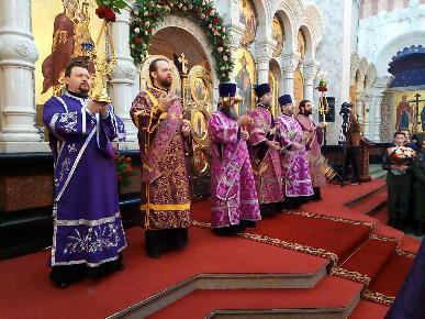 15 марта 2018 года в Екатеринбургской епархии отметили 101-летие со дня насильственного отстранения от престола императора Николая II и обретения образа Пресвятой Богородицы «Державная»